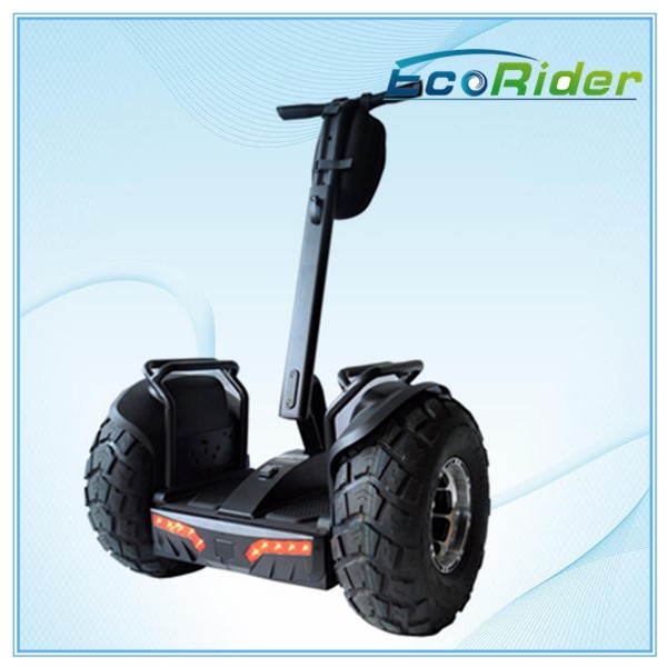 Lithium Battery operated two wheeled / one wheel self balancing scooter with CE marked