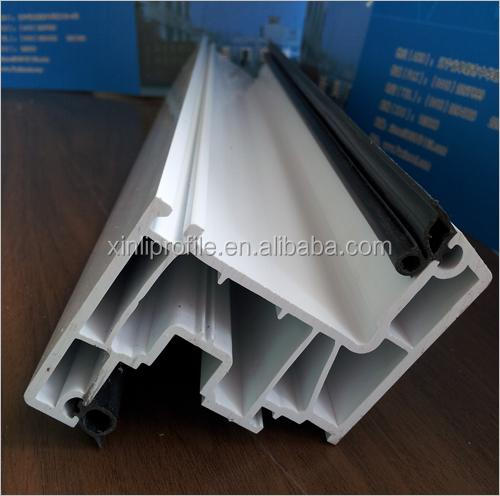 Pvc Door Frame Detail : Pvc window and door frame manufacture upvc profiles