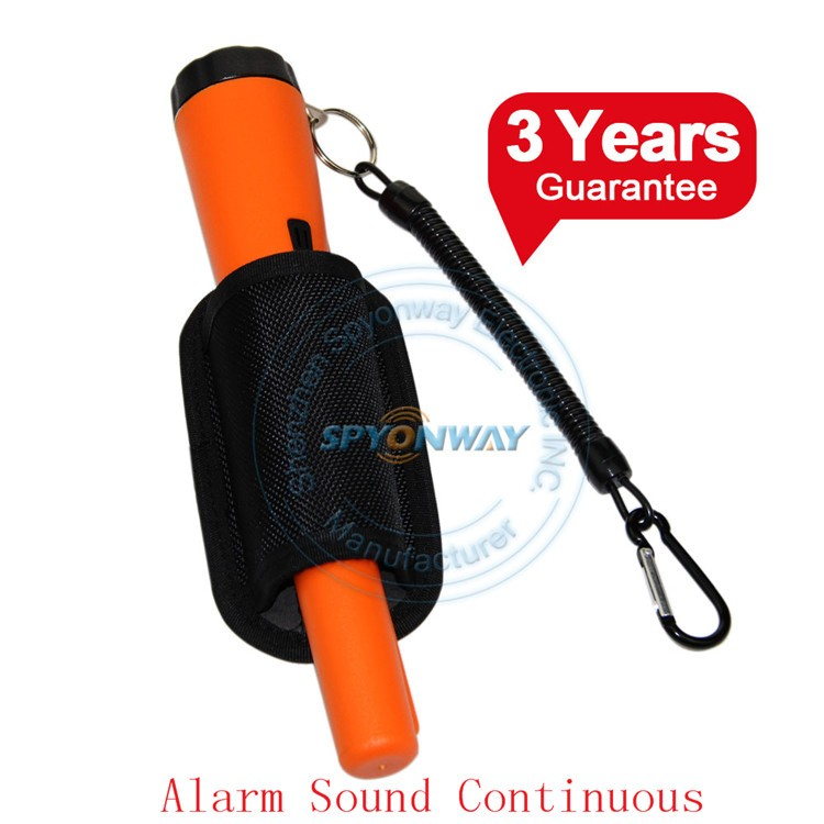 Chinese Metal Detectors Professional High Sensitivity Hand Held Metal Detector with Visual and Sound Alert