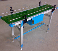 Belt conveyor aluminum frames, light duty belt conveyor