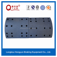 4644 accessories car spares , safety brake lining , parts truck
