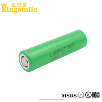 High Capacity 18650 LG MJ1 3500mah 3.7v Rechargeable Electric Bike Battery