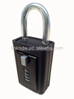 4 Digit Real Estate Combination Lock Box Key safe Box
