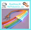 New Hot Sale Super Bright LED Fabric Safety Pet Dog Leash Lighted