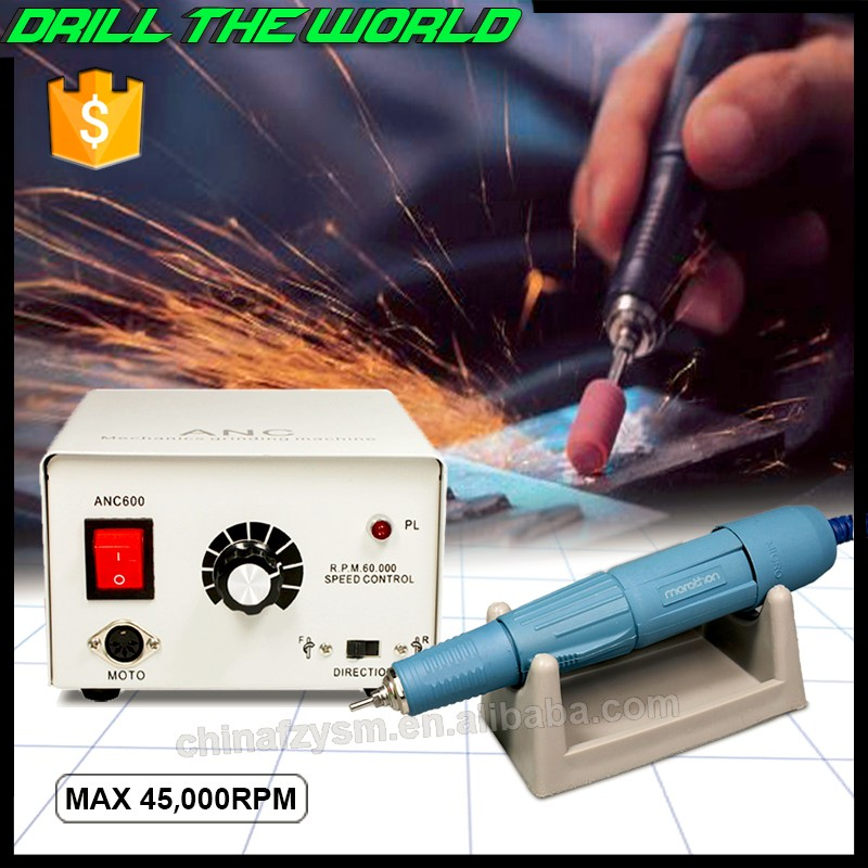 45000 rpm saeyang marathon high rotary micro motor handpiece electric drill bit mini grinder