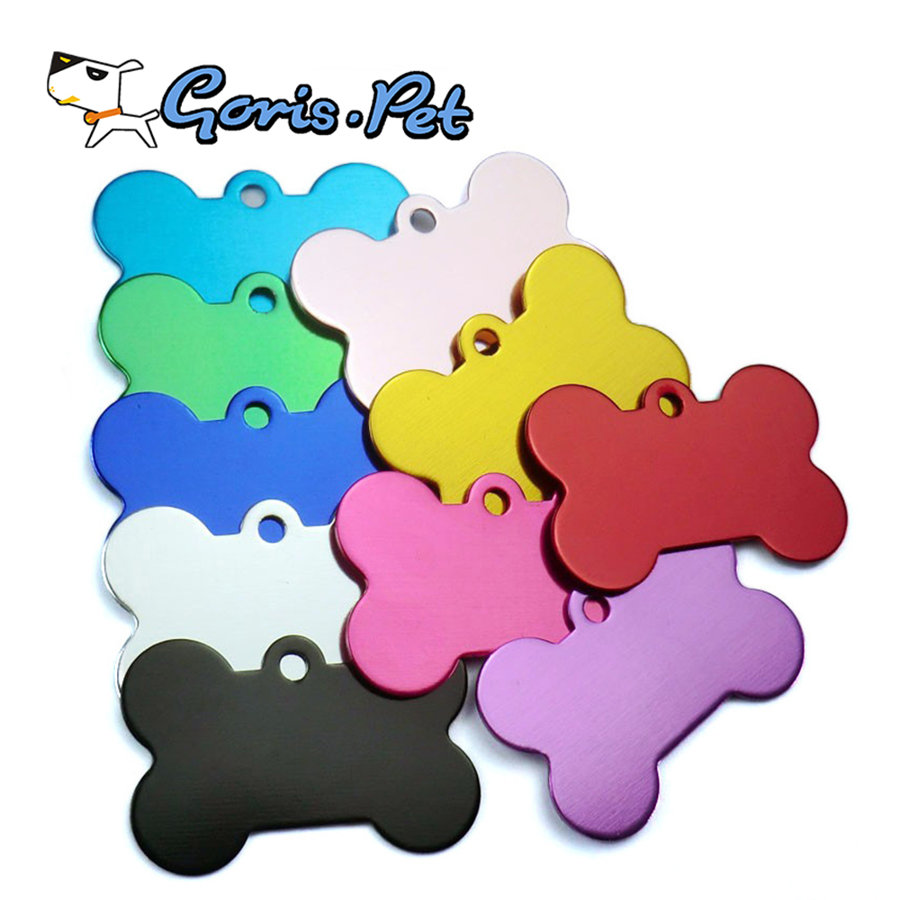 Cheap Stainless Steel Colorful Custom Shape Blank Dog Tags Wholesale