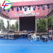 die-casting indoor pitch 10 mm outdoor full color led display P6 LED Advertising billboards