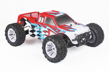 electric 1/10 Scale 4WD Brushless Monster/Stadium rc Truck