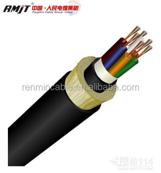 Multi-core electric wire control cable