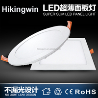 2016 china manufacturer Unique Design ultra-slim energy saving round house 5w lighting led ceiling panel light