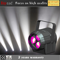 Cheap price 3x15w 4 in1 quad-color led wash zoom power par can light for party