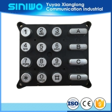 Multifunctional large mobile phone 12 numeric digital wireless password keypad