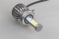 Auto Accessories H4 hi/low Motorcycle HID Xenon conversion Kit 6000K 12v 40w led headlamp kit