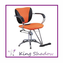 2015 orange salon styling chair high grade beauty chair salon furniture wholesale