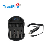 Trustfire 18650 rechargeable battery universal charger super power fast charge charger