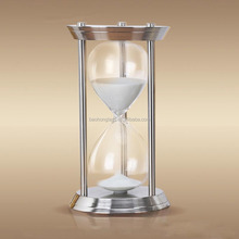 Home Decorative Antique Bronze Hourglass Sand Timer 30 Minute