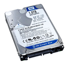 New laptop internal hard drive 1TB hdd 2.5 sata for WD