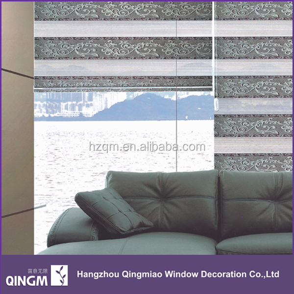 Fabric For Day Night Sunshine Shade Roller Rainbow Blind