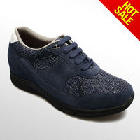 walk maxx fitness shoes Fashion design mens height increasing casual shoes