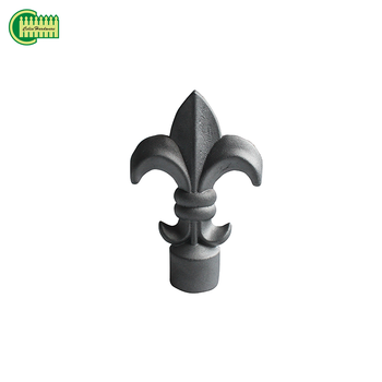 Ornamental spears and finials wrought fence spears modern fence finial