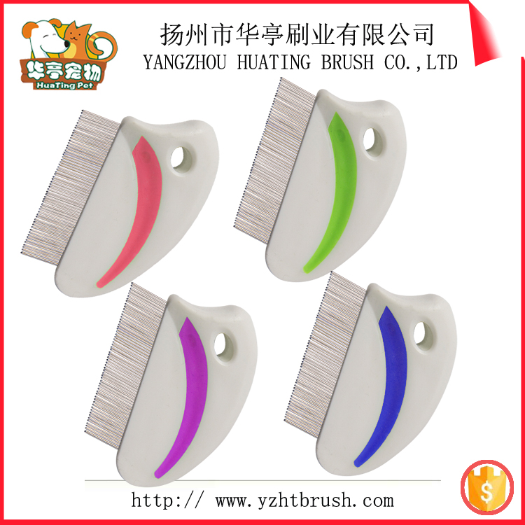 Effective removal of head pet lice comb nit comb