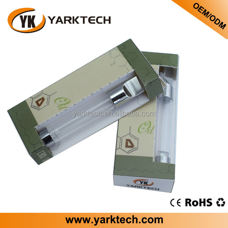 Yarktech 2017 G2 disposable extract thc oil cartridge 510 vape pen 1ml concentrated oil atomizer