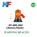 R10 Hot selling car warning light,warning beacon,stroble light,KF-WB-36X