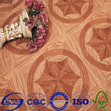 nanmu wood laminate flooring CHEAP PRICE CHINA