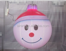 outdoor xmas inflatable father christmas