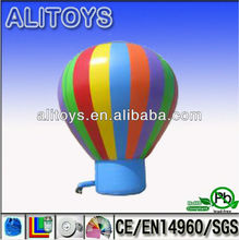 colorful helium inflatable/led balloon hot air 2013 NEW Arival