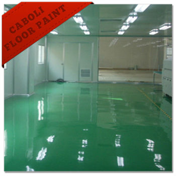 Caboli Non Slip Color Sand Epoxy Floor Coating For Warehouse