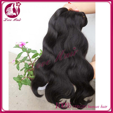 wholesale fast delivery top quality 32 inch 6a real brazilian body wave human hair