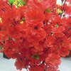 artificial cherry blossom red artificial flower
