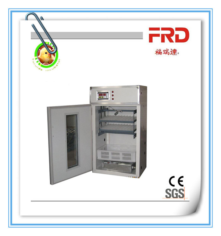 FRD-264 2016 New design digital automatic small chicken egg incubator/quail egg incubator in Zimbabwe