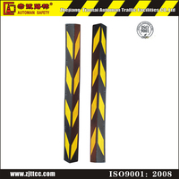 Car Parking Safety Plastic Rubber Wall