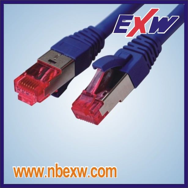 Cat6A SSTP PATCH CORD