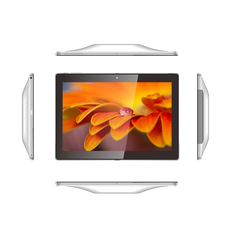 VESA mount mid android touch screen wall poe tablet