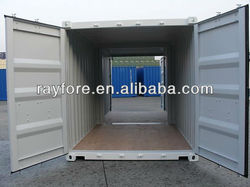 20 dual-bit split shipping container