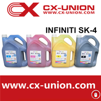 hot sale long duration high quality challenger sk4 solvent ink