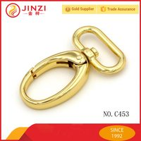 Hot sale lobster claw snap hook for bags