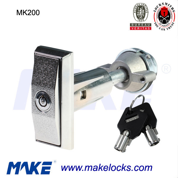 MK200-1 Security Pop Out T-handle Vending Machine Lock