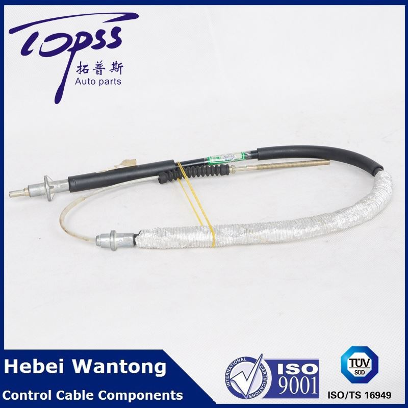 Safety accelerator cable,throttle cable, auto control cable