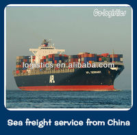 Sea freight FCL services from Guangzhou, China to Ambarli,Turkey ----- Icy