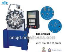 XD-CNC 20 Multi purposes Steel High Speed Automatic CNC Spring Making Machine(famous manufacturer)