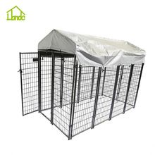 New design large portable soft pet dog kennel outdoor