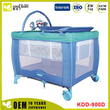 Security travel cot baby kids playpen baby travel cot