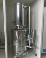 distilled water unit for lab or home use