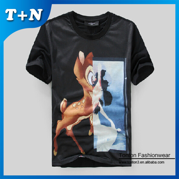 all brand very low price t-shirts with cartoon print