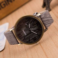 Wholesale vendor popular 2017 bamboo wood watches men's watch wood