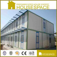 Light Steel Structure Prefabricated Concrete Log For Sale